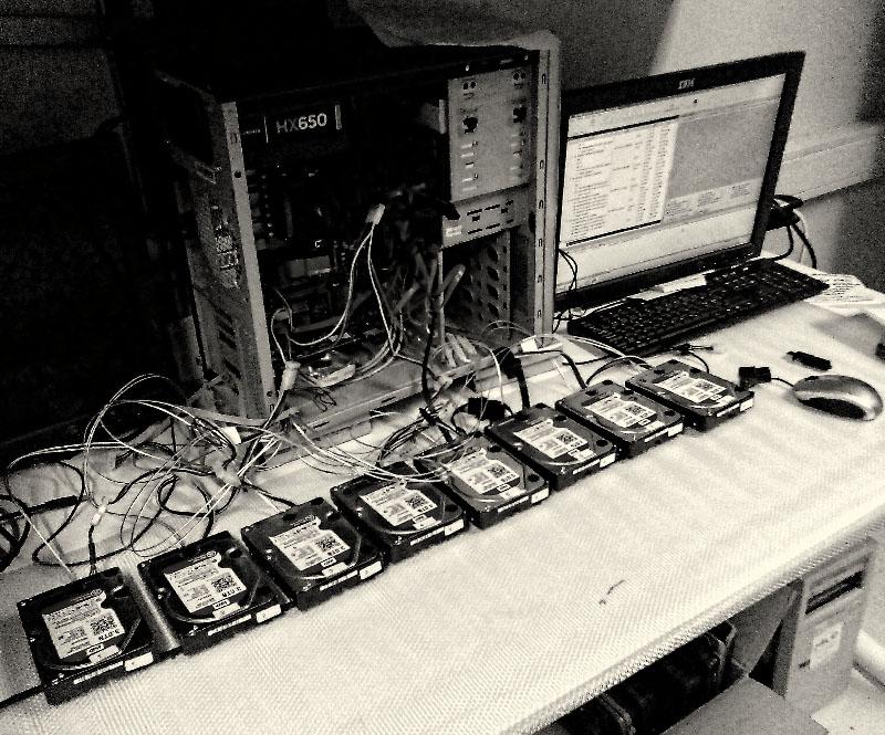 Восстановление дискового массива RAID: восстановление данных в Бишкеке - Профессиональное восстановление информации в Бишкеке. Экспертное оборудование, научный подход